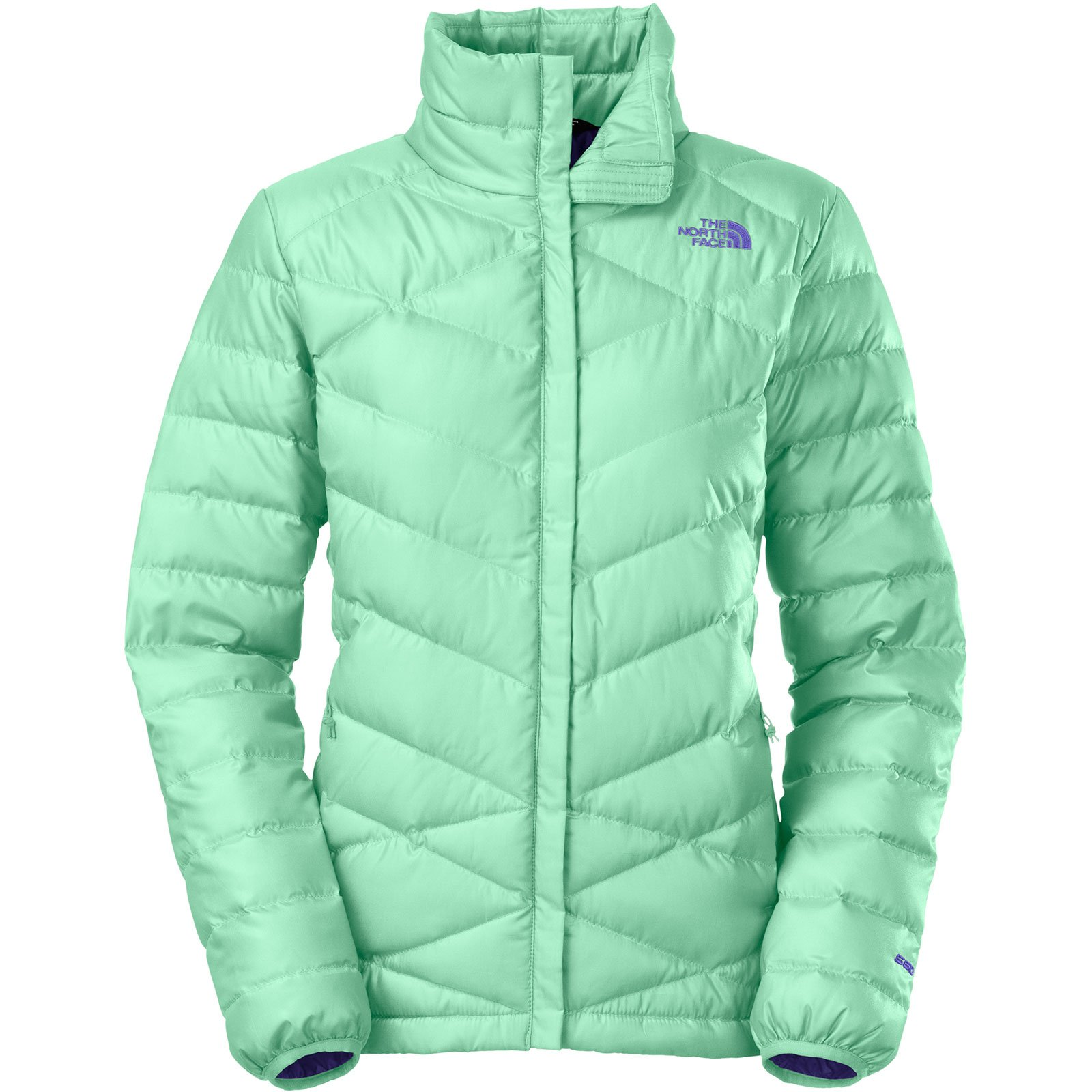 The North Face Aconcagua Jacket Womens Surf Green M