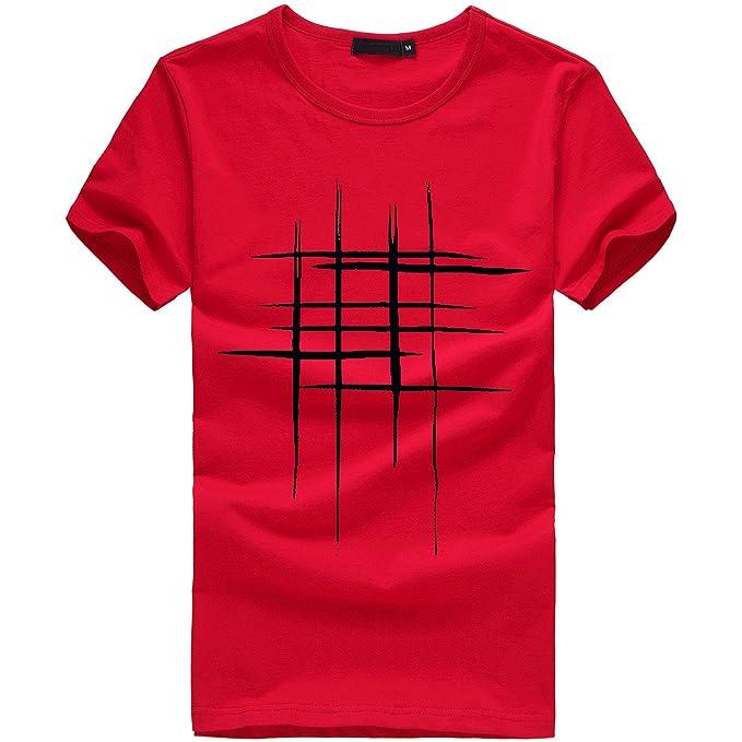 Cinnamou-hombre Camisetas Impresas Camiseta de Manga Corta Para Adolescentes, Blusas de Algodón,. Pasa ...