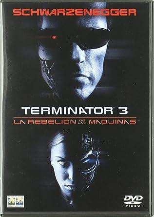 Terminator 3: La rebelión de las máquinas (2 Dvds)