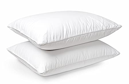 Sleep Factory Premium Down and Feather Pillow
