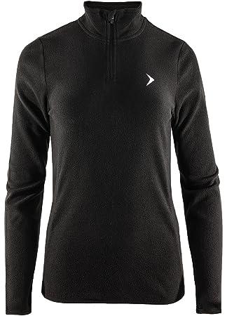 20bc942366a1 Unbekannt Thermounterwäsche OUTHORN BIDP600 Fleeceunterwäsche   weiche  Fleecejacke   leichte Pullover für Damen   Polar für Skifahren und Winter  geeignet ...