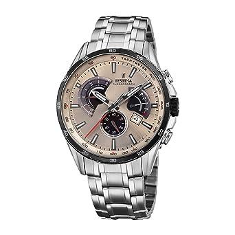 9bb46c067f5 Festina Horloge F20200-2: Amazon.fr: Montres