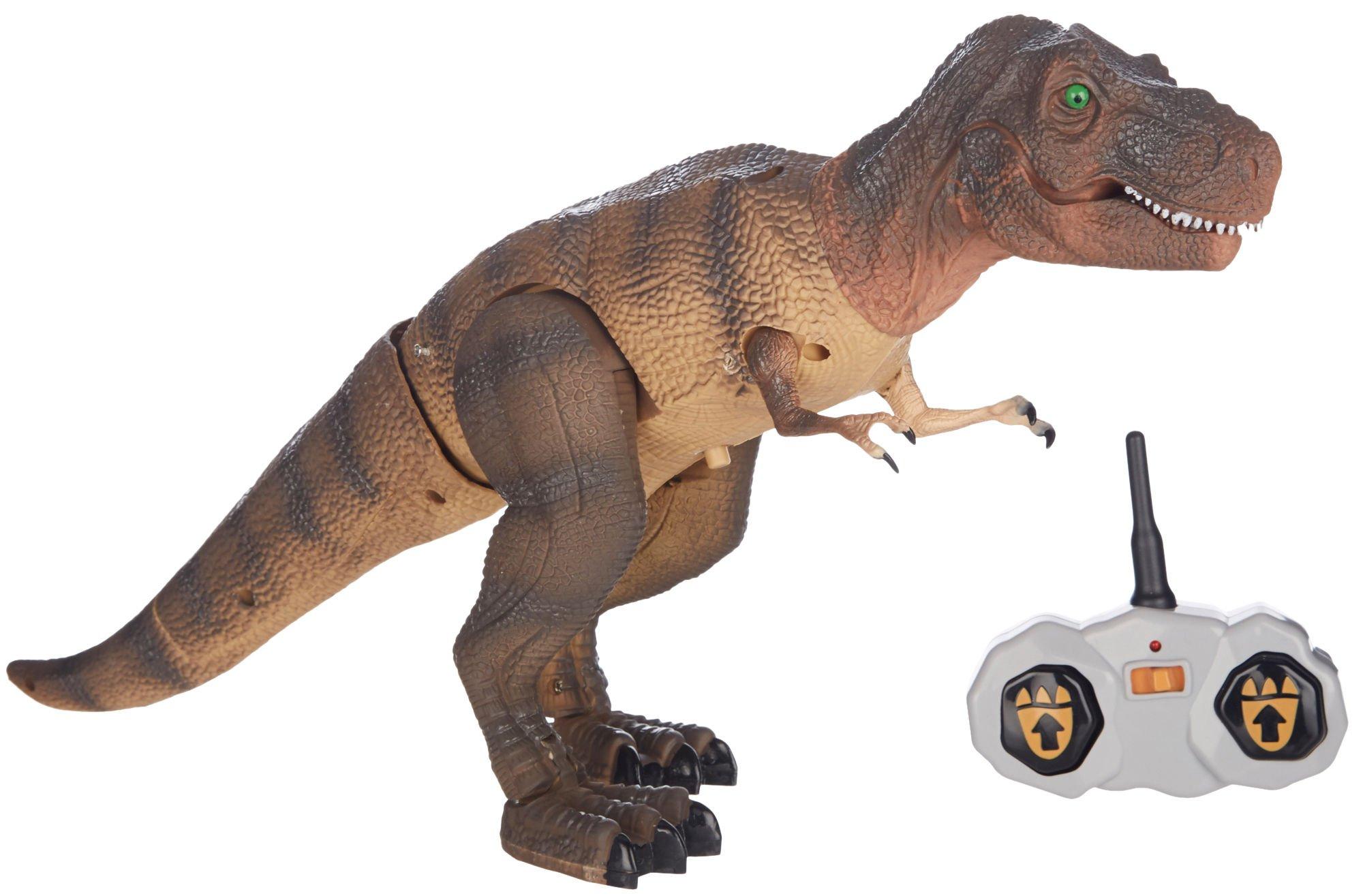 Smithsonian RC T.Rex Radio Controlled Animated Action Dinosaur
