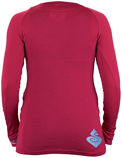 8dafed362 Amazon.com  Sweet Protection Badlands Merino LS Jersey - Women s  Sports    Outdoors