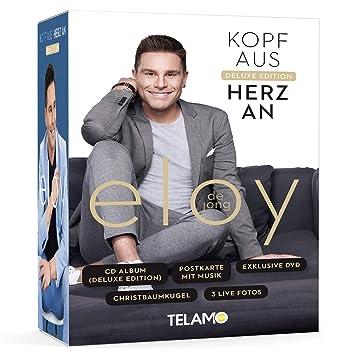 Kopf Aus Herz An Fanbox Deluxe Edition Eloy De Jong Amazonde