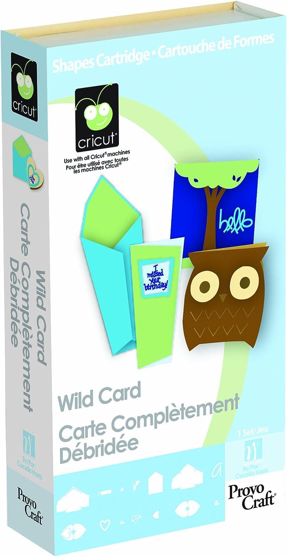 Cricut Cartridge Best of Cricut Cards
