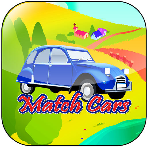 Match Cars for little kids : An Card Matching game to improve motor skills for toddlers (Refresh Icon)