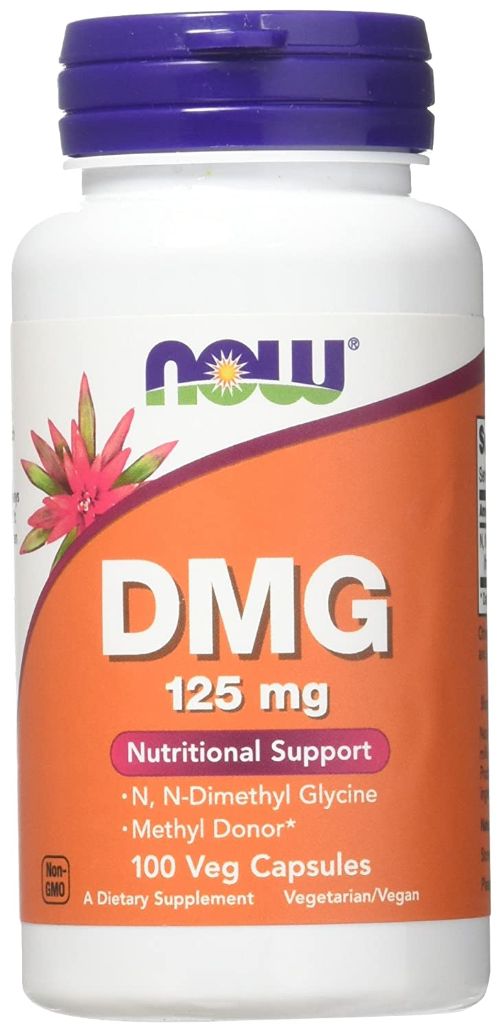 Now Foods DMG 125mg, 100 Caps