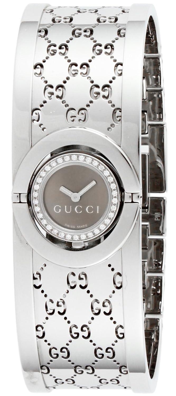 [グッチ]GUCCI 腕時計 トワール ブラウン文字盤 YA112503 レディース 【並行輸入品】 B00KX2CAHG