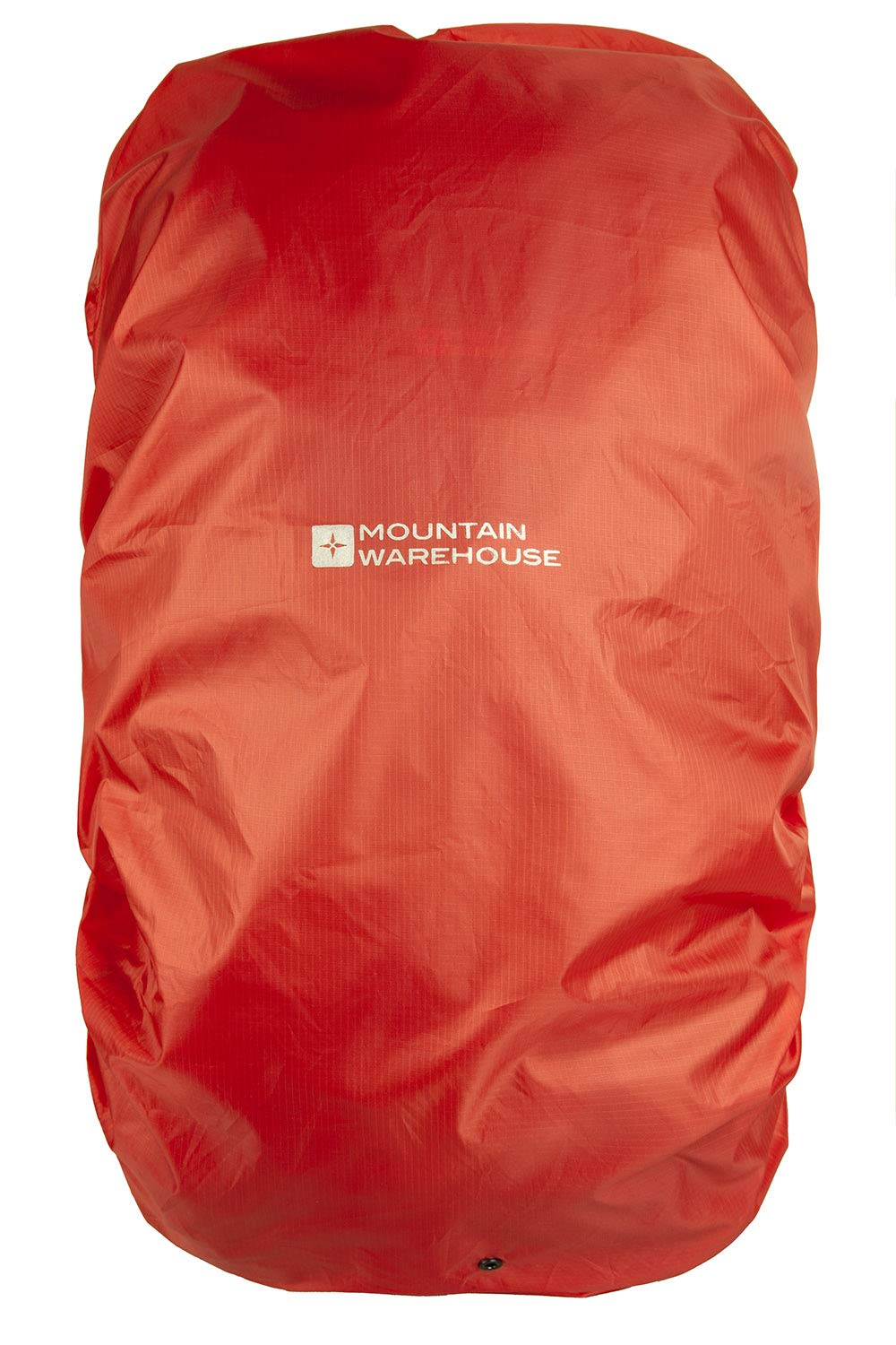 Mountain Warehouse Rucksack Rain Cover Small - 20-35L Backpack Cover Orange 022392036001