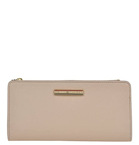 TOMMY HILFIGER AW0AW01269 011- CARTERAS PARA MUJER- BEIGE
