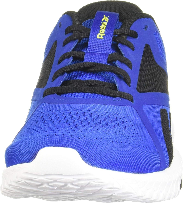 Reebok Herren Flexagon Force 2.0 Leichtathletik-Schuh Mehrfarbig Humblu Schwarz Heryel