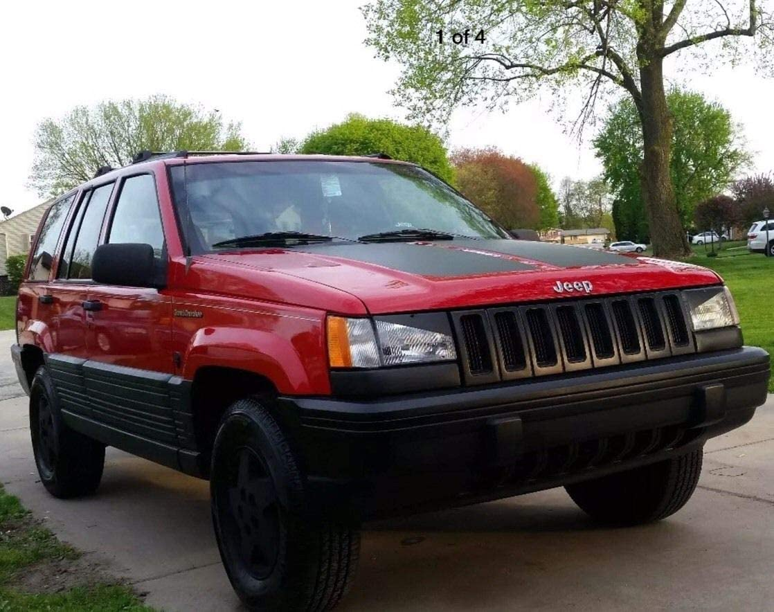 Jeep Xj Angry Grill