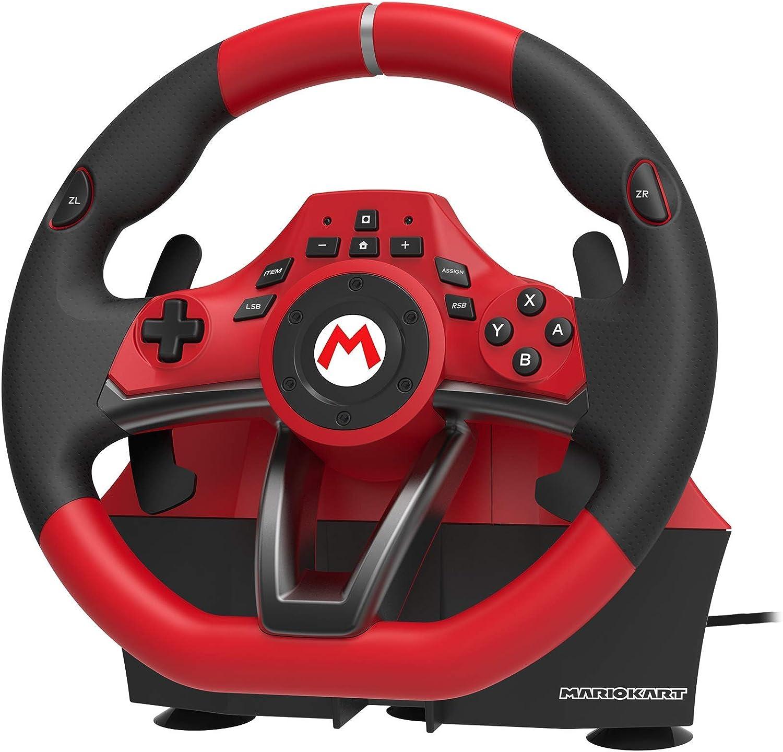 Volante Hori Pro Nintendo - Amazon