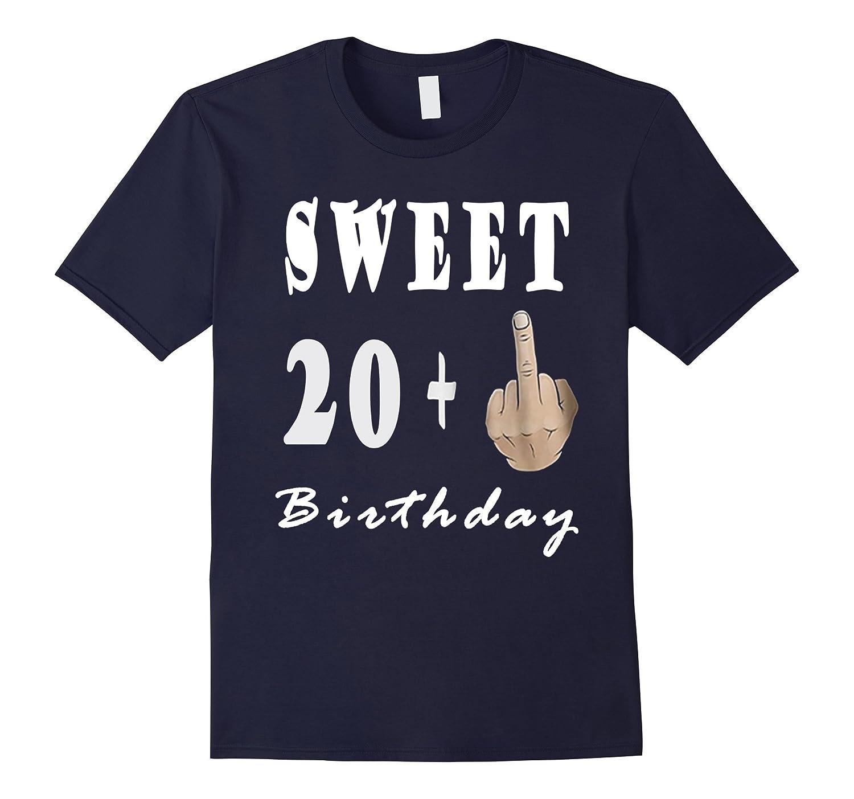 21th birthday T shirt-PL