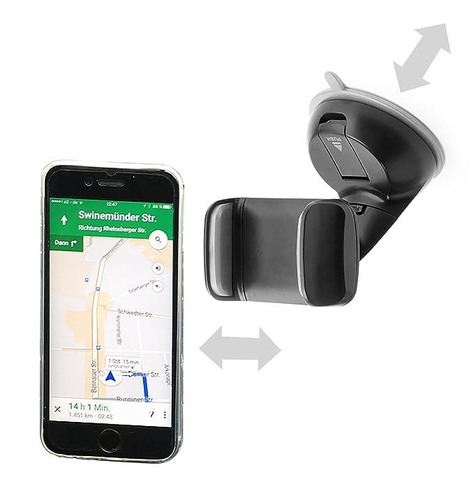 5 opinioni per KAIOVA®- Supporto smartphone per il parabrezza- Cellulare Smartphone Auto