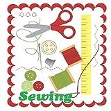 machine cut textil - Sewing