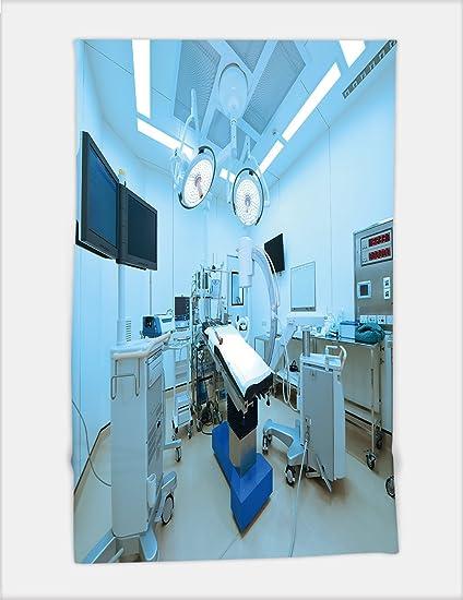 minicoso toalla de baño (equipo y dispositivos médicos en moderna sala de operaciones Take con