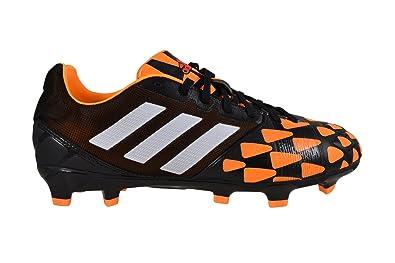 adidas Bota Nitrocharge 2.0 TRX FG Negra-Blanca-Solar gold  Amazon.es   Zapatos y complementos 4b48f88c7c97f