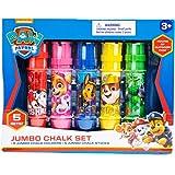 Paw Patrol 29880PAW Jumbo Chalk Set in Box