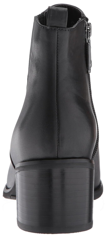Blondo Women's Elvina Waterproof Ankle Bootie B0714BW5B3 12 B(M) US|Black Leather