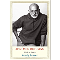 Jerome Robbins: A Life in Dance (Jewish Lives) book cover