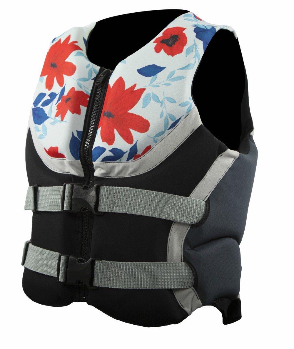 流行に  Body Glove Vest, Wetsuit Glove Co Women's Bombshell Coast U.S. Coast Guard Approved PFD Vest, Small, Grey B01MTES2YW, ミズカミムラ:44ca15c5 --- a0267596.xsph.ru