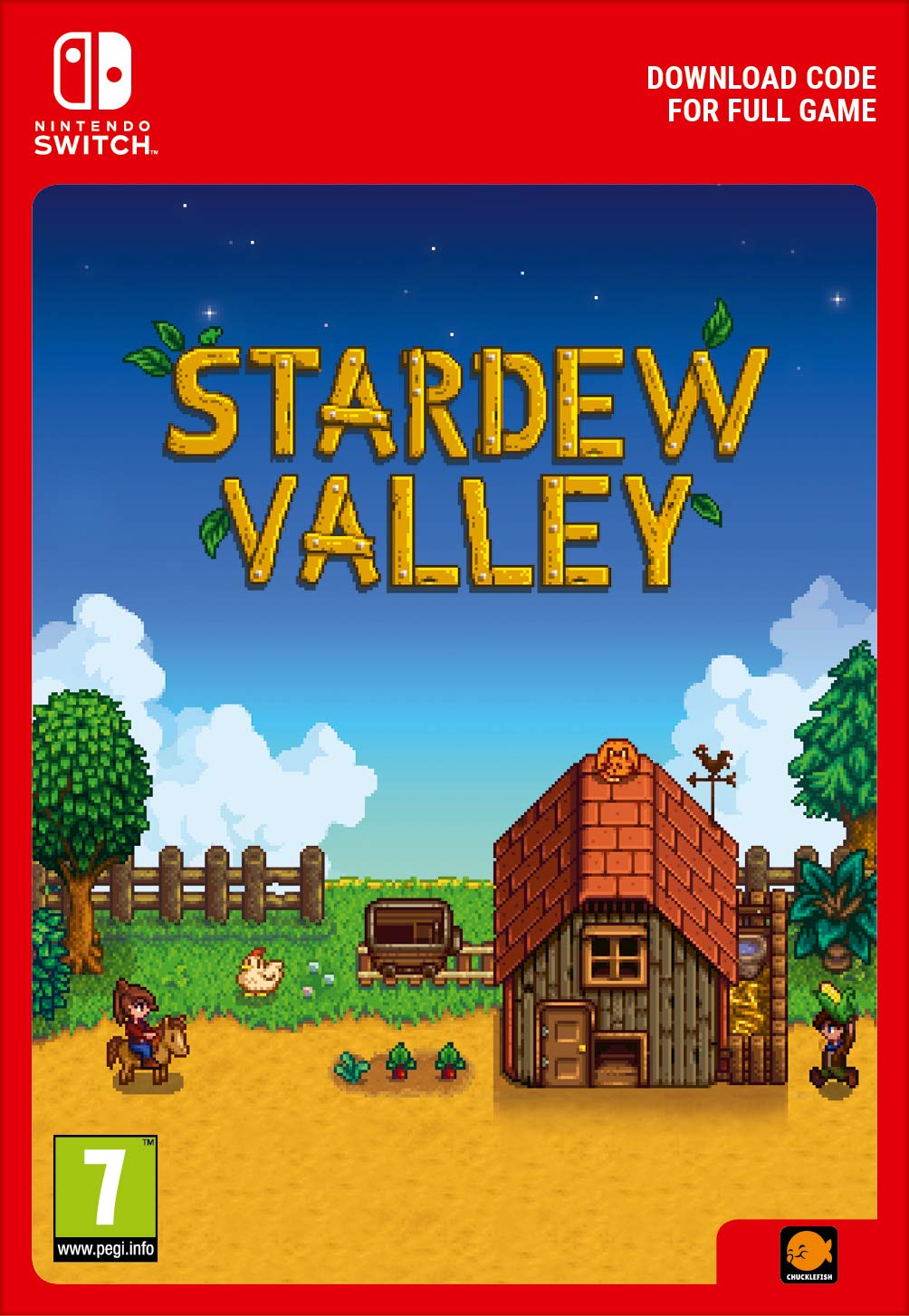 Stardew Valley - Nintendo Indie | Switch Download Code