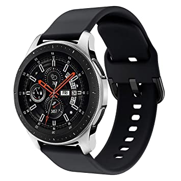 Yayuu Compatible para 22mm Correa de Reloj Galaxy Watch 46mm/Gear ...