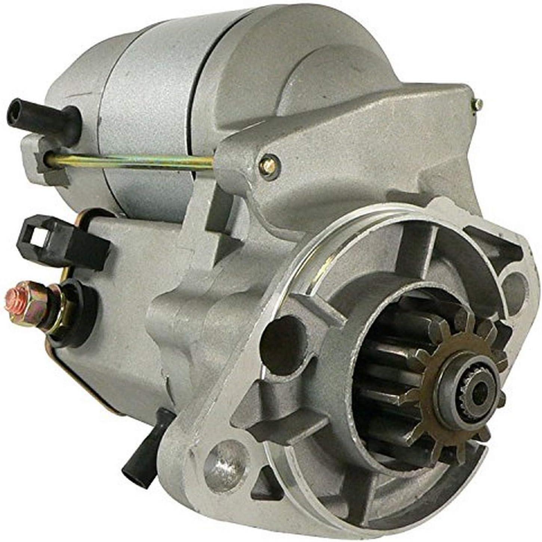 DB Electrical SND0312 Starter for Kubota Tractors L305 L335 L345 L355 L3750 L4350 L5450 M4000 M4030 M4050 M4700 M4800 M5030 M5400 M5700 15601-63010 15621-63010 15621-63011 15621-63012 15621-63013