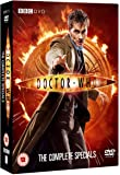 Doctor Who - Complete Specials (The Next Doctor/Planet of the Dead/Waters of Mars & Winter Specials) [DVD]