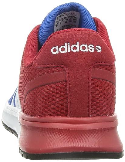 Adidas Zapatillas V Racer TM II Tape Azul/Rojo/Blanco EU 40 (UK 6.5) lXy9E