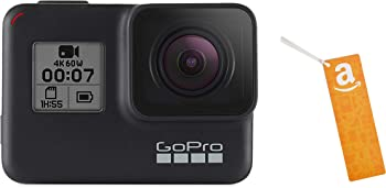 GoPro HERO7 Black 4K Digital Action Camera + $50 Amazon GC