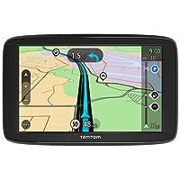 TomTom Car Sat Nav Start 62, 6 Inch with Lifetime EU Maps, Resistive screen