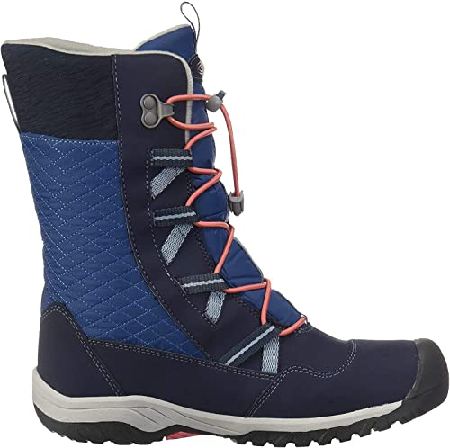 Kids Hoodoo Waterproof KEEN Insulated Snow Boots for Winter