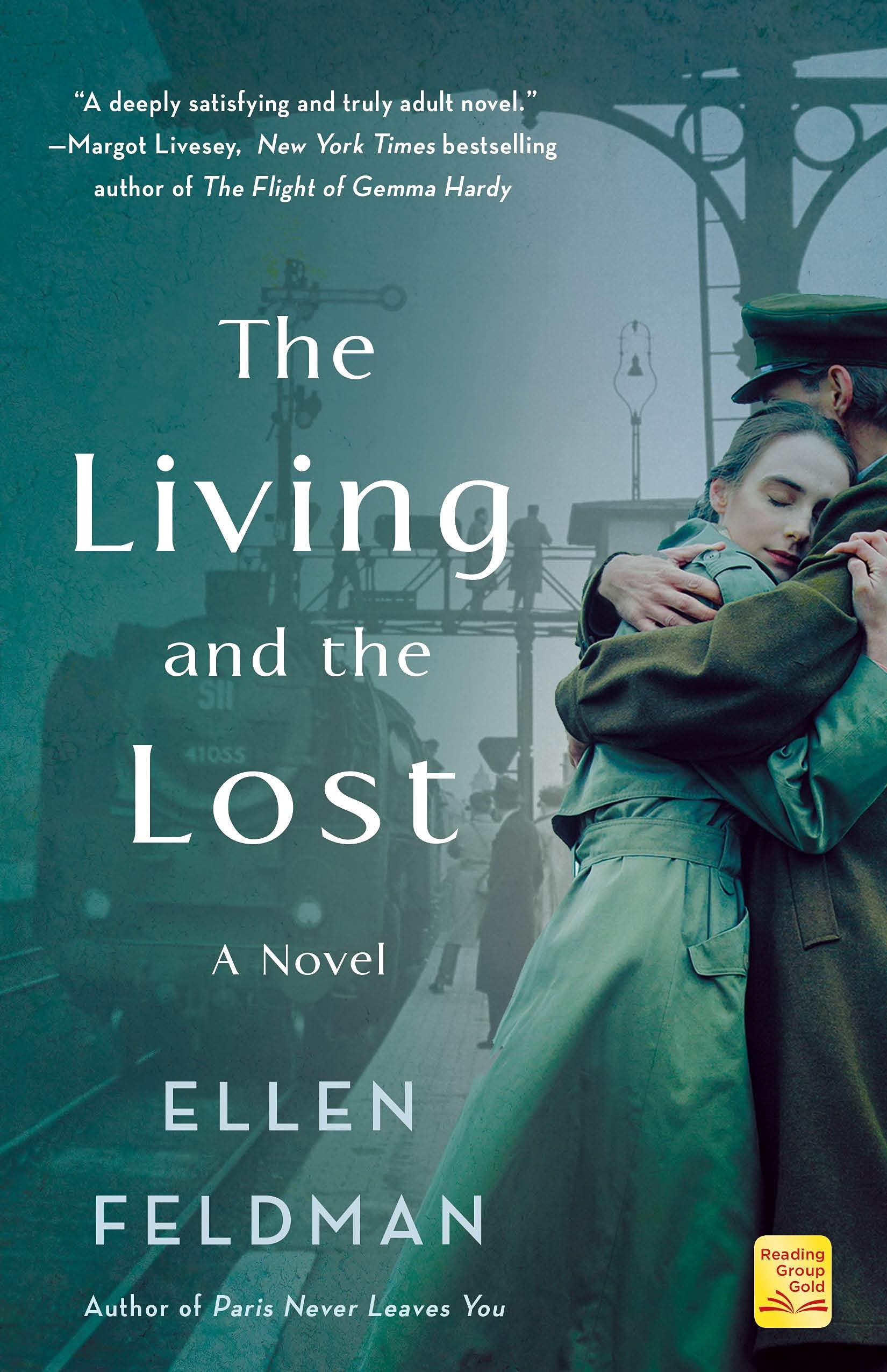 Amazon.com: The Living and the Lost: A Novel: 9781250821812: Feldman,  Ellen: Books