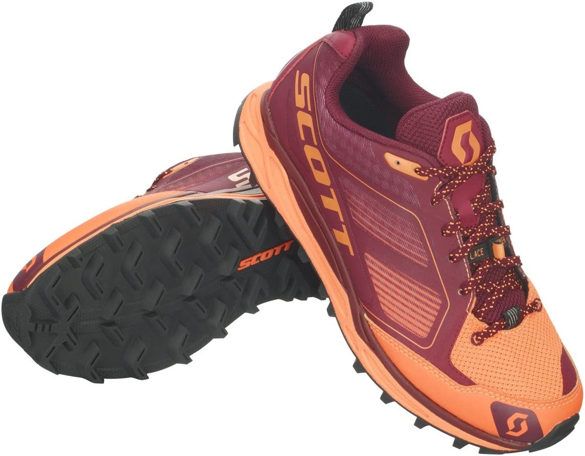 Scott running Zapatilla ws kinabalu supertrac orange 7.5 usa: Amazon.es: Deportes y aire libre