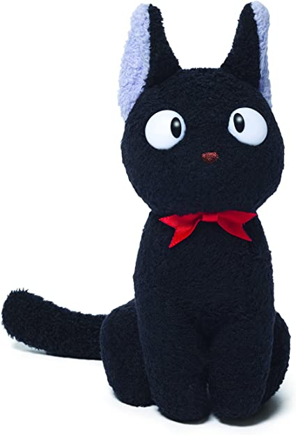 Amazon Com Gund Kikis Delivery Service Jiji Cat Stuffed Animal Plush 6 Gund Toys Games