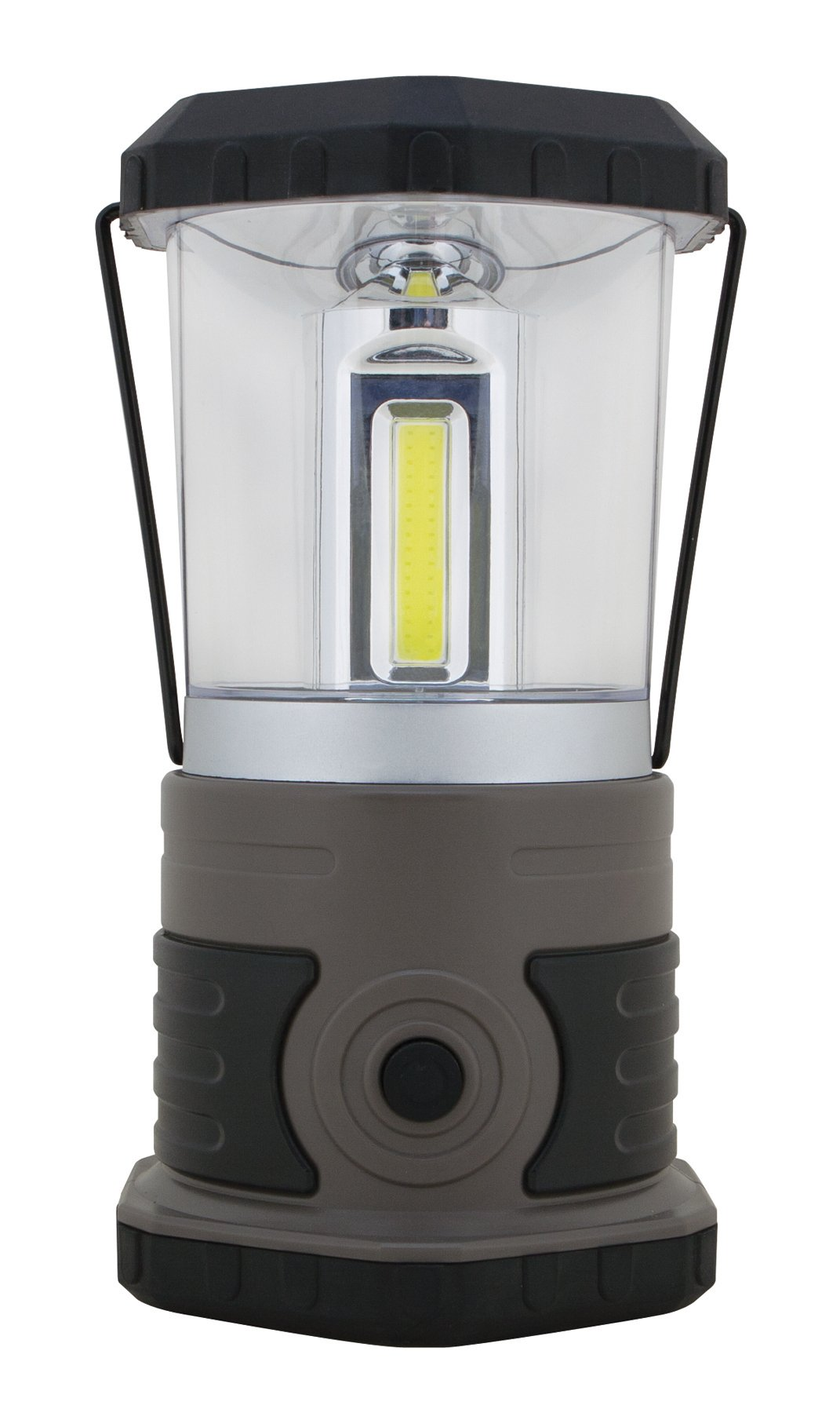 Performance Tool Black ATAK 403, 1000 Lumen Ultra Bright COB LED Rechargeable Camping Lantern