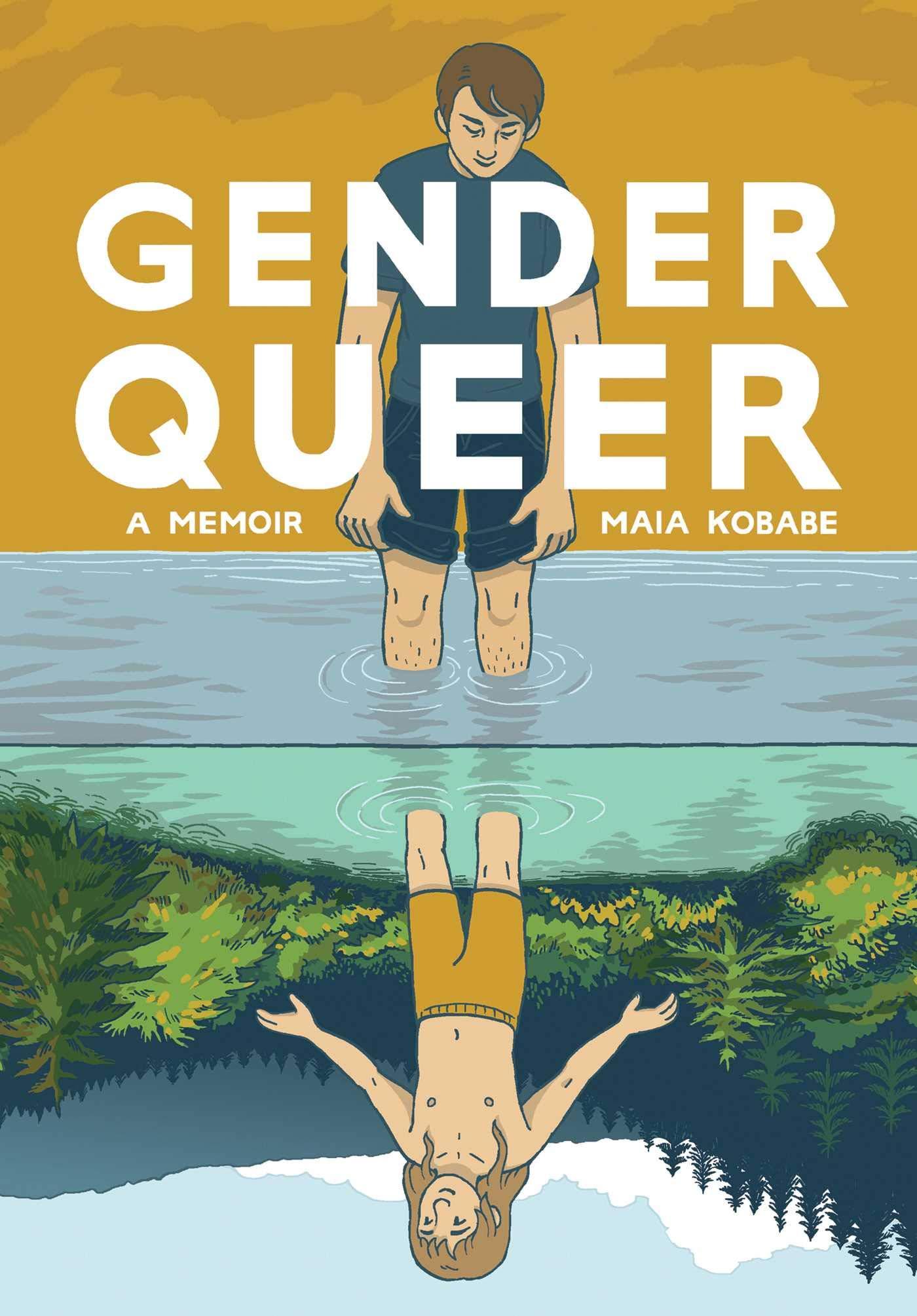Gender Queer: A Memoir: Kobabe, Maia, Kobabe, Maia: 9781549304002:  Amazon.com: Books