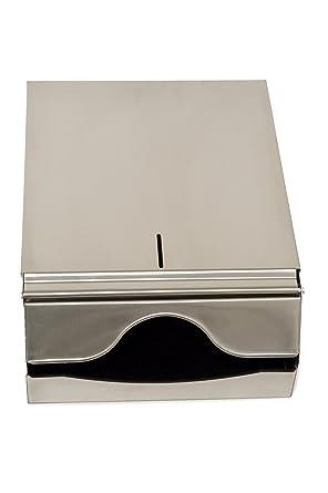 Funny - Dispensador de toallas de papel para manos (1 unidad con 500 pañuelos,