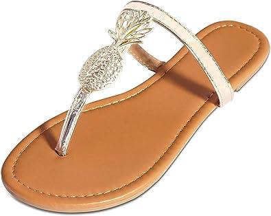 MONOBLANKS Women's Pineapple Sandals
