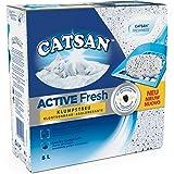 Catsan Active Fresh, 2 x 8 l, 2 unità