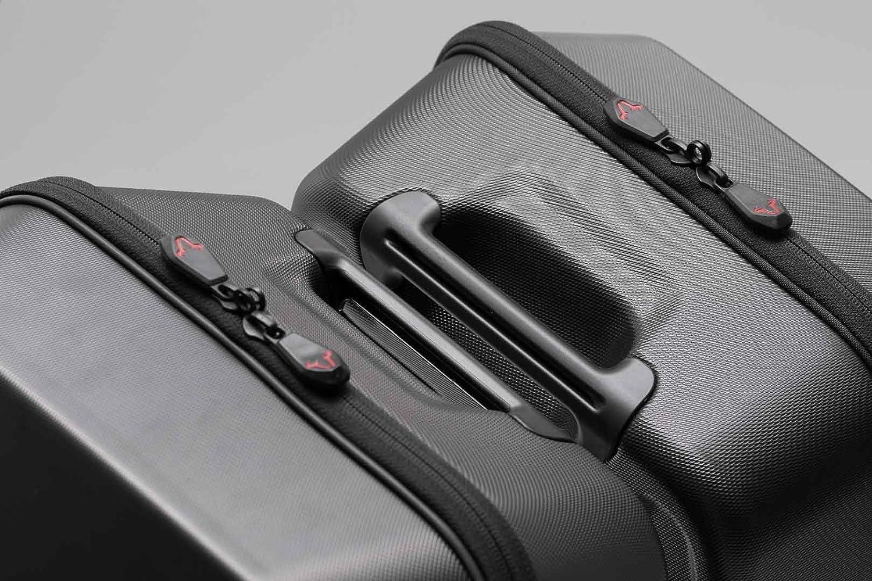 f/ür SLC Seitentr/äger aus ABS-Kunststoff SW-MOTECH URBAN ABS Seitenkoffer links 16,5L