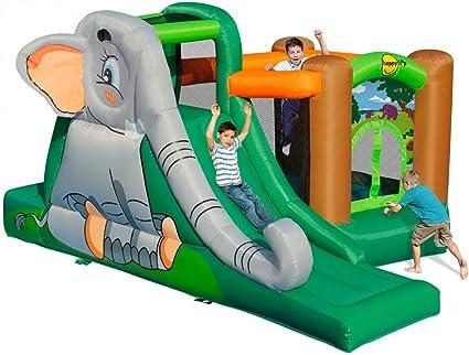 Happy Hop HappyHop 9274. Castillo Hinchable: Cave of Elephant.