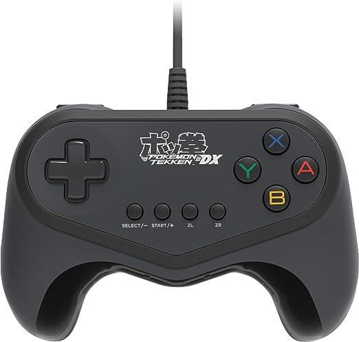 Hori - Mando Pokkén Tournament DX Pro (Nintendo Switch): Amazon.es: Videojuegos