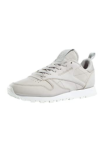 9280689ff0f5 Reebok Damen Classic Leather MN Sandstone Leder Sneaker  Amazon.de  Schuhe    Handtaschen