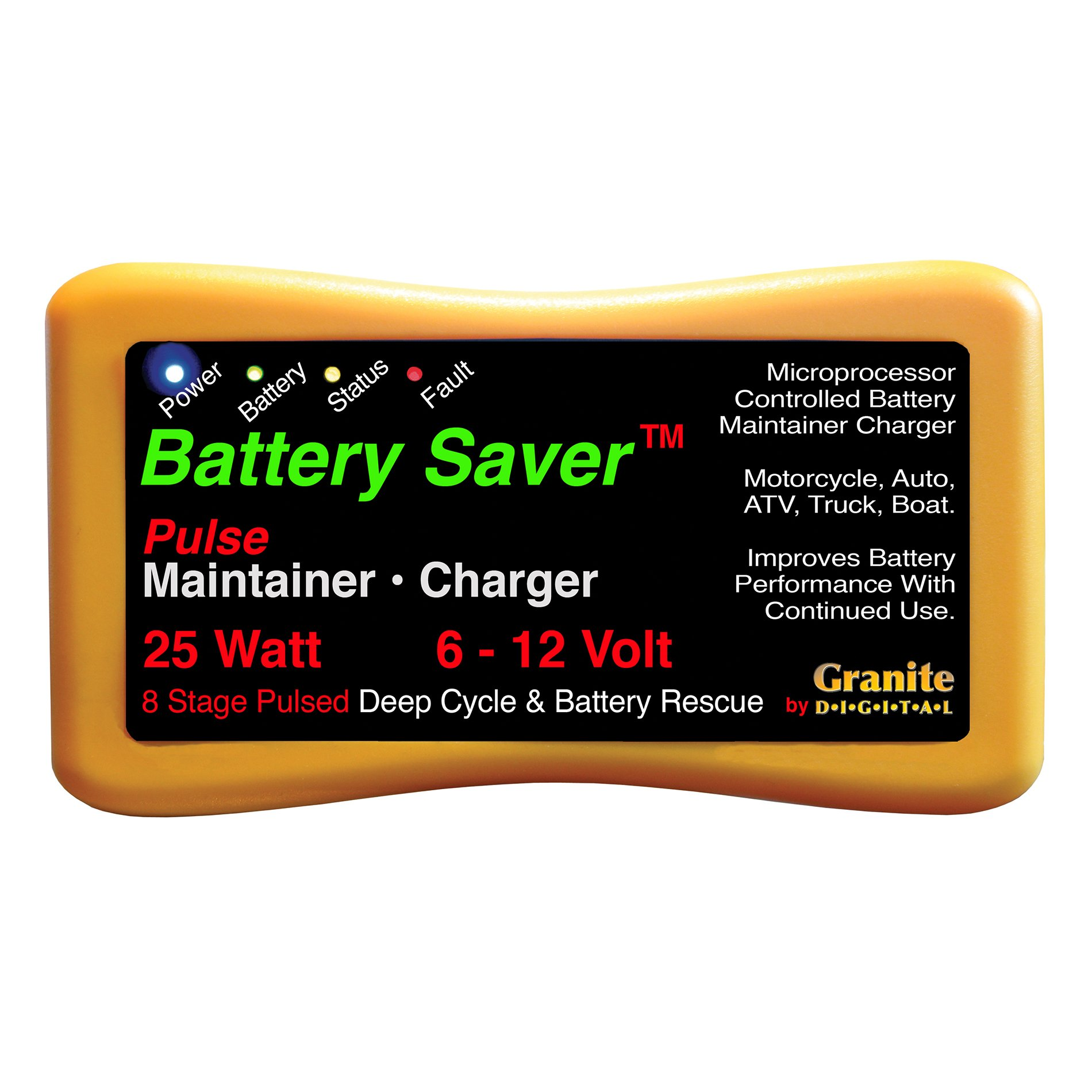 Save A Battery 3015 12 Volt/25 Watt Battery Saver/Maintainer and Battery Rescue by Battery Saver (Image #5)