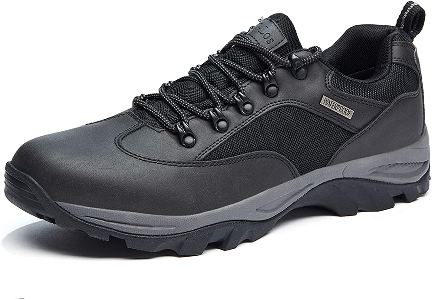 Hiking Boots Shoes Waterproof Mid Low