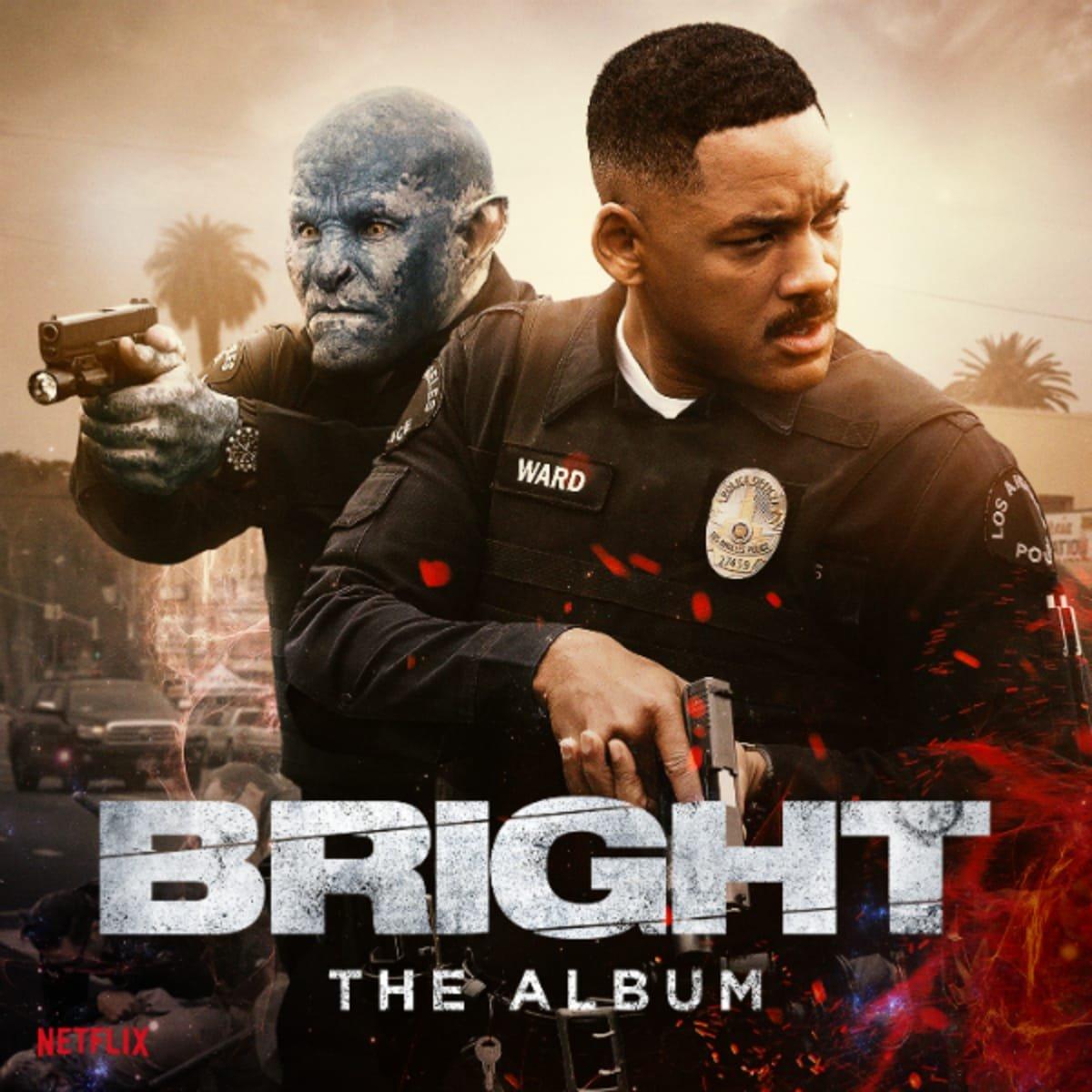 Bright: The Album (Explicit)